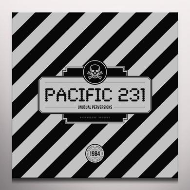 Pacific 231 UNUSUAL PERVERSIONS Vinyl Record - Colored Vinyl, Red Vinyl