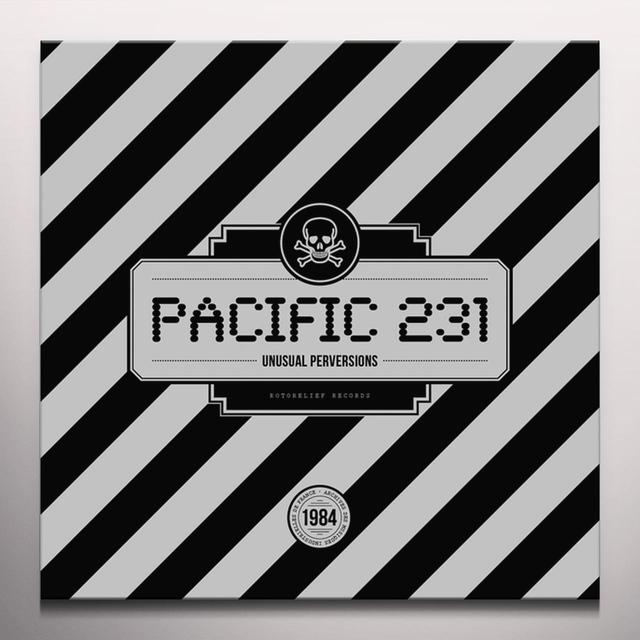 Pacific 231 UNUSUAL PERVERSIONS Vinyl Record