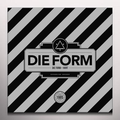 DIE FORM - HURT Vinyl Record - Colored Vinyl, Red Vinyl