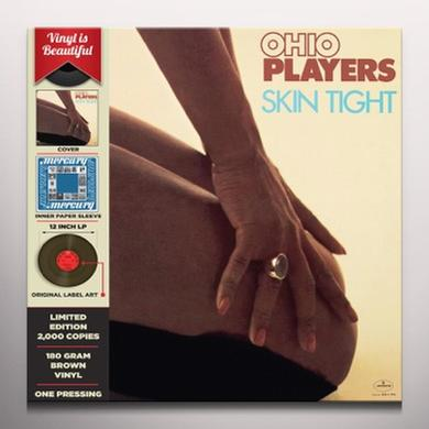 Ohio Players SKIN TIGHT Vinyl Record - Brown Vinyl, Colored Vinyl, 180 Gram Pressing