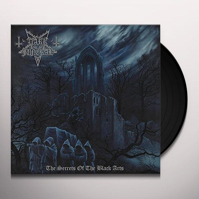 Dark Funeral SECRETS OF THE BLACK ARTS Vinyl Record - Gatefold Sleeve, Limited Edition, Reissue