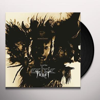 Celtic Frost MONOTHEIST  (DLI) Vinyl Record - Gatefold Sleeve, Reissue