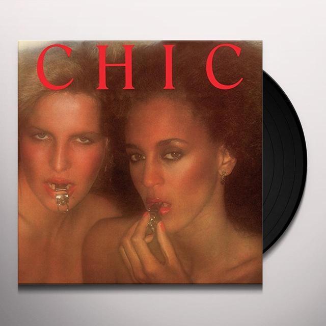CHIC Vinyl Record - Limited Edition, 180 Gram Pressing, Anniversary Edition