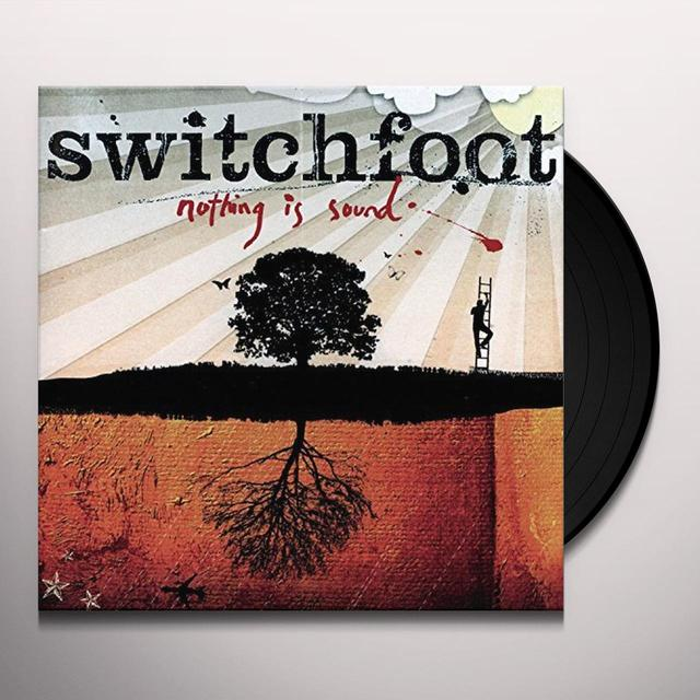 Switchfoot NOTHING IS SOUND Vinyl Record - Gatefold Sleeve