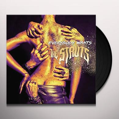 The Struts EVERYBODY WANTS Vinyl Record