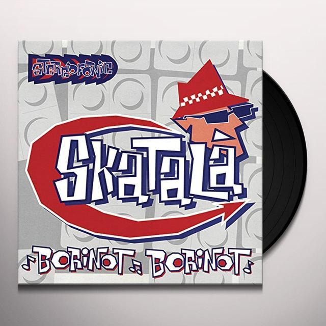 SKATALA BORINOT BORINOT Vinyl Record