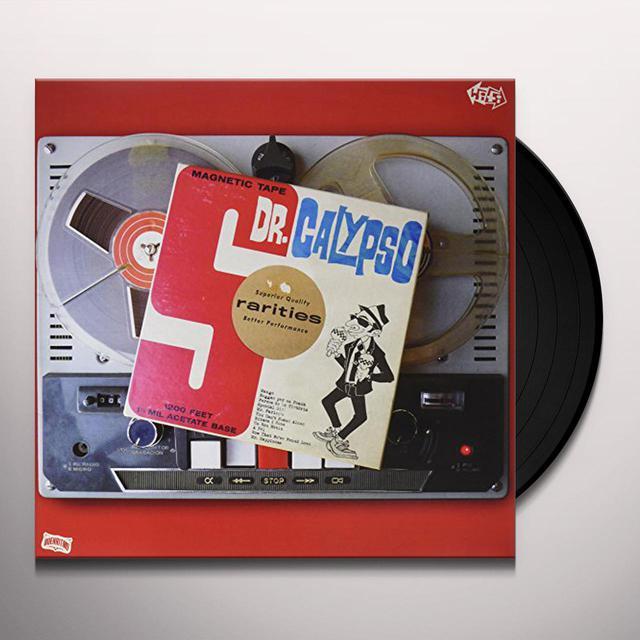 DR. CALYPSO RARITIES Vinyl Record