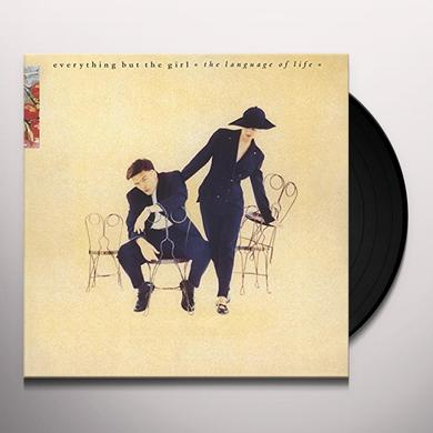 Everything But The Girl LANGUAGE OF LIFE Vinyl Record - Holland Import