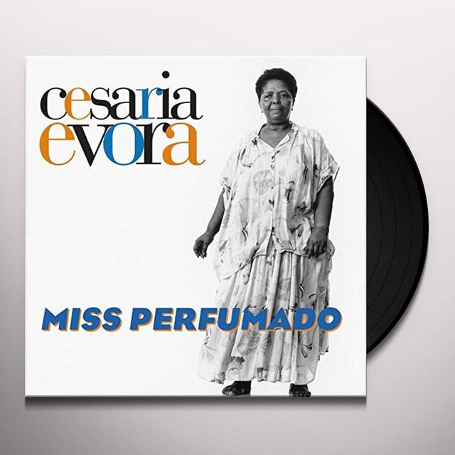 Cesaria Evora MISS PERFUMADO Vinyl Record - Holland Import
