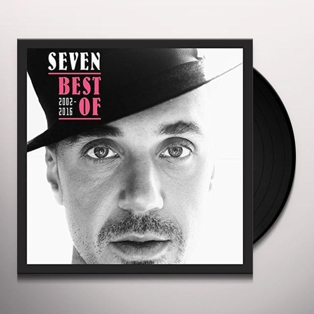 Seven BEST OF 2002-2016 (GER) Vinyl Record