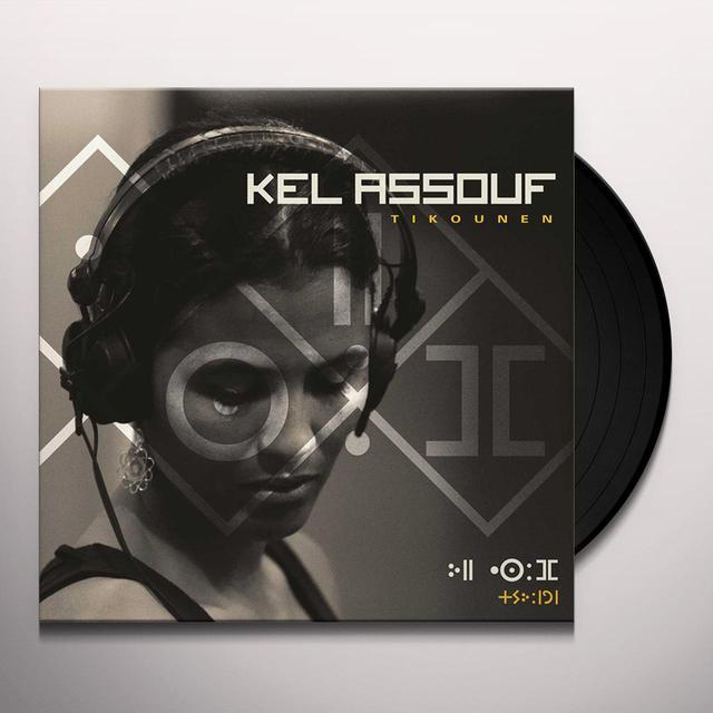 KEL ASSOUF TIKOUNEN Vinyl Record - Canada Import