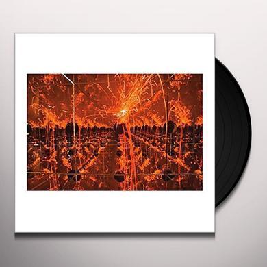 Tim Kinsella FIRECRACKER IN A BOX OF MIRRORS (ORANGE VINYL) Vinyl Record