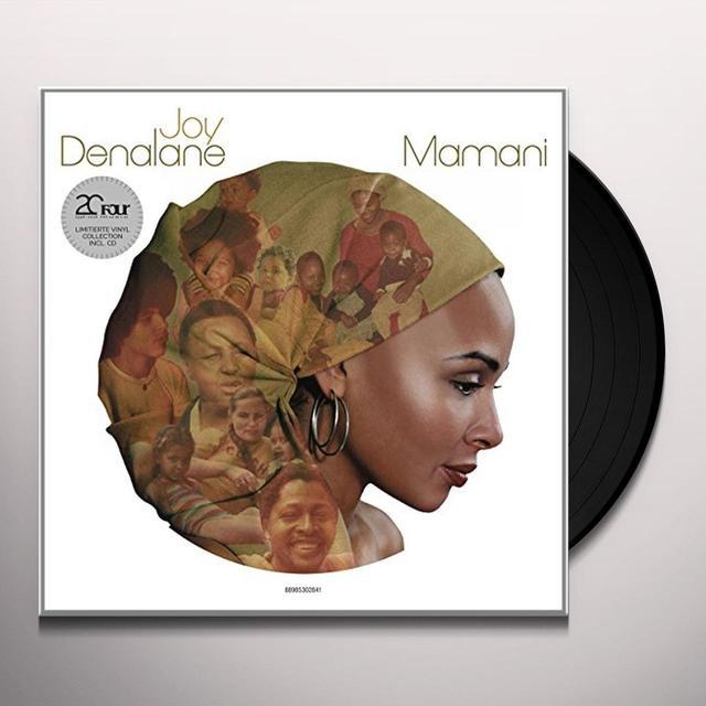 Joy Denalane MAMANI (HK) Vinyl Record