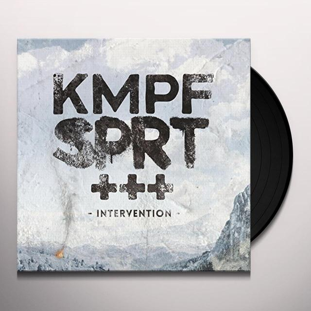 Kmpfsprt INTERVENTION (HK) Vinyl Record