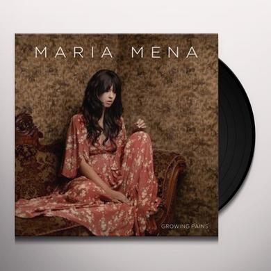 Maria Mena GROWING PAINS (HK) Vinyl Record