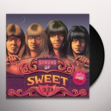 Sweet STRUNG UP (HK) Vinyl Record