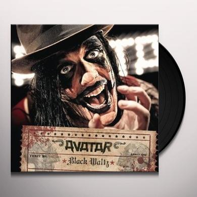 Avatar BLACK WALTZ Vinyl Record - Italy Import
