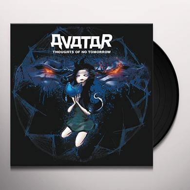 Avatar THOUGHTS OF NO TOMORROW Vinyl Record - Italy Import