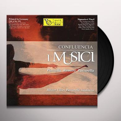 MUSICI CONFLUENCIA Vinyl Record