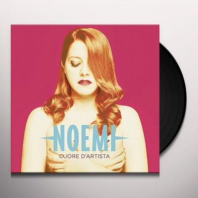 Noemi CUORE D'ARTISTA Vinyl Record - Italy Import