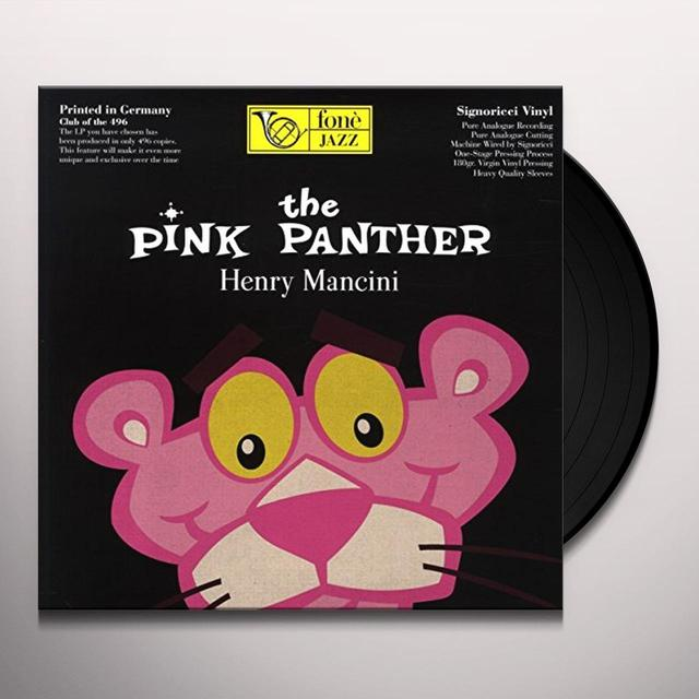 PINK PANTHER & FRIENDS / VARIOUS (ITA) PINK PANTHER & FRIENDS / VARIOUS Vinyl Record - Italy Import