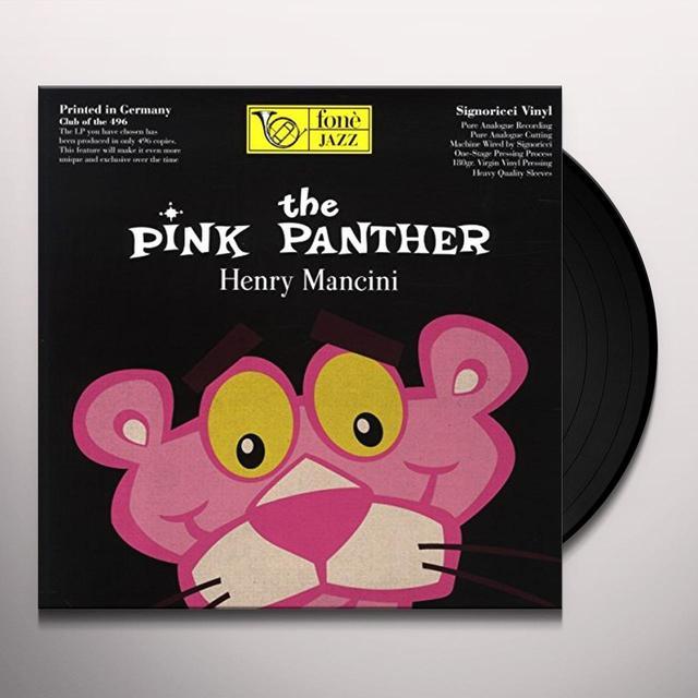 PINK PANTHER & FRIENDS / VARIOUS (ITA) PINK PANTHER & FRIENDS / VARIOUS Vinyl Record