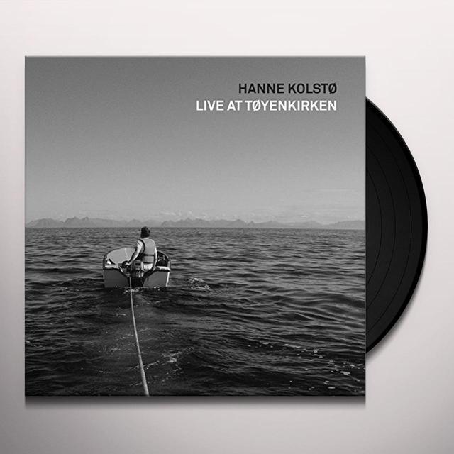 Hanne Kolstø LIVE AT TOYENKIRKEN Vinyl Record