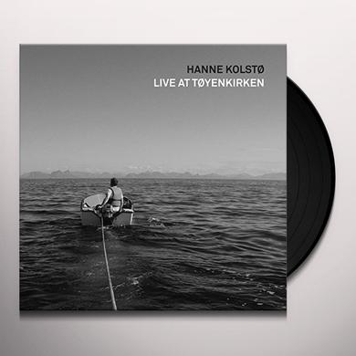 Hanne Kolstø LIVE AT TOYENKIRKEN Vinyl Record - UK Import