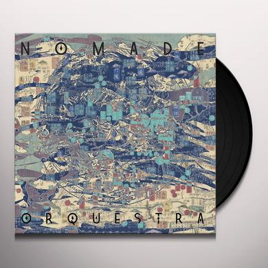 NOMADE ORQUESTRA Vinyl Record - UK Release