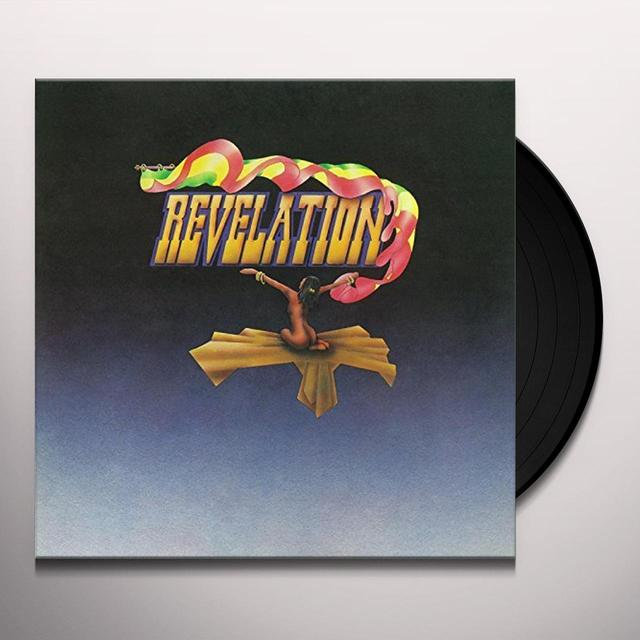 BOOK OF REVELATION Vinyl Record - UK Import