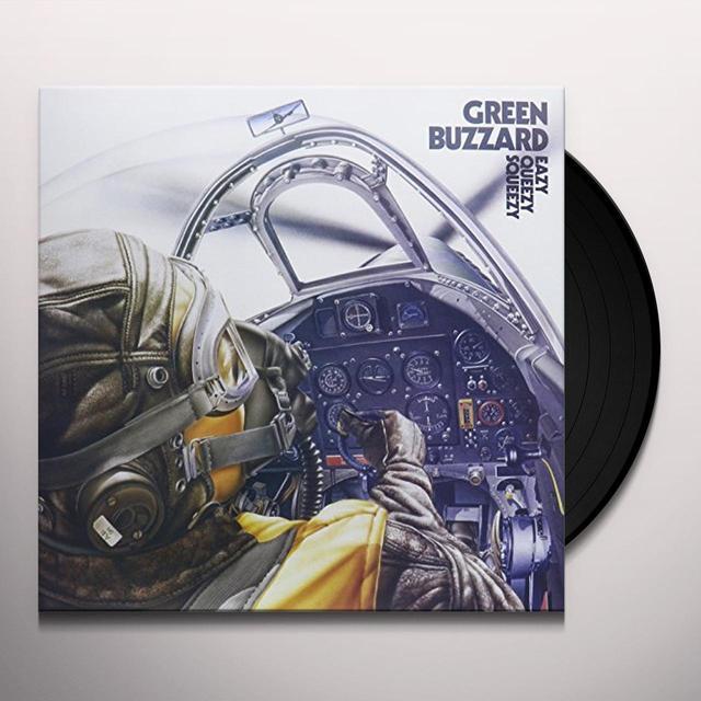 GREEN BUZZARD EASY QUEEZY SQUEEZY Vinyl Record - Australia Import