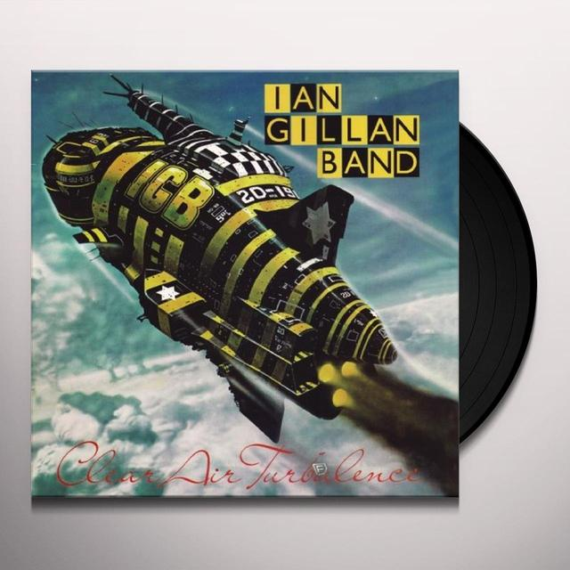 Ian Gillan CLEAR AIR TURBULENCE Vinyl Record - UK Import