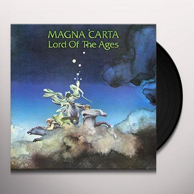 Magna Carta LORD OF THE AGES Vinyl Record - 180 Gram Pressing, UK Import