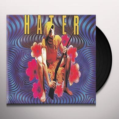 HATER Vinyl Record - UK Release