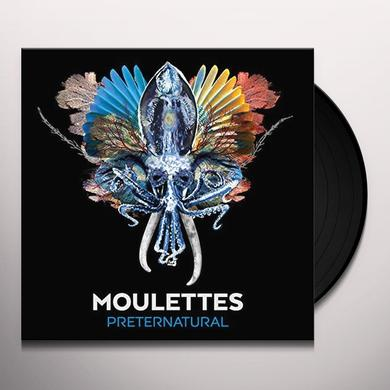 Moulettes PRETERNATURAL Vinyl Record - UK Import