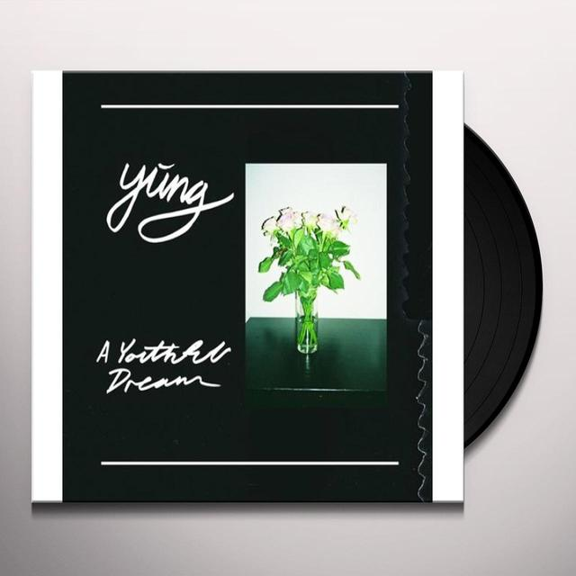 Yung YOUTHFUL DREAM Vinyl Record - UK Release