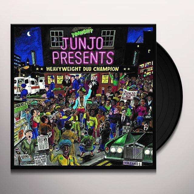 Henry Junjo Lawes JUNJO PRESENTS: HEAVYWEIGHT DUB CHAMPION Vinyl Record