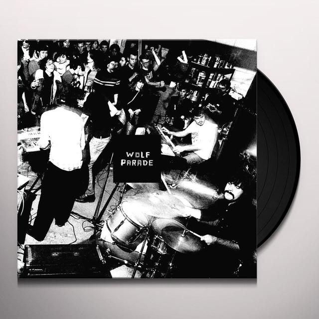 Wolf Parade APOLOGIES TO THE QUEEN MARY Vinyl Record