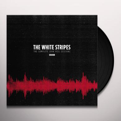 White Stripes COMPLETE PEEL SESSIONS: BBC Vinyl Record
