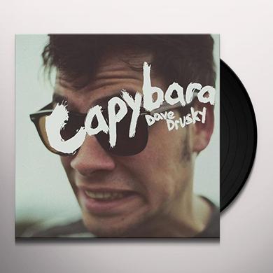 Capybara DAVE DRUSKY Vinyl Record