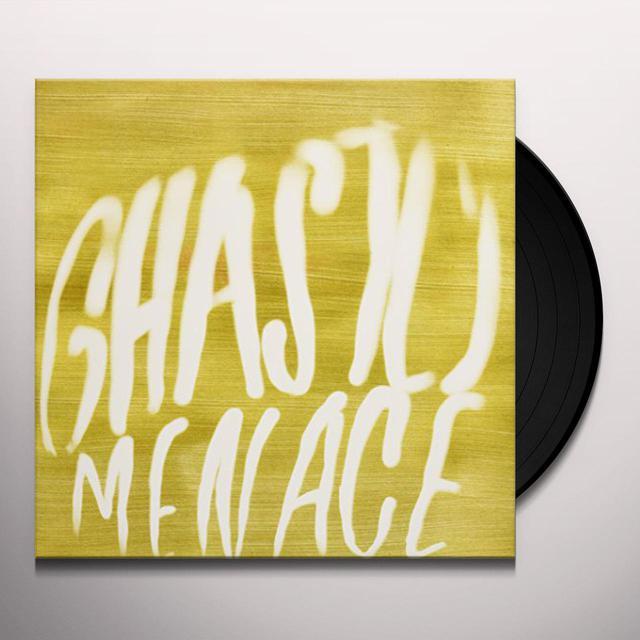 SONGS OF GHASTLY MENACE Vinyl Record