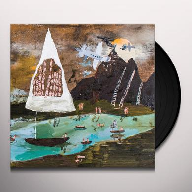 LIGHT MUSIC OCEAN'S DAUGHTER Vinyl Record