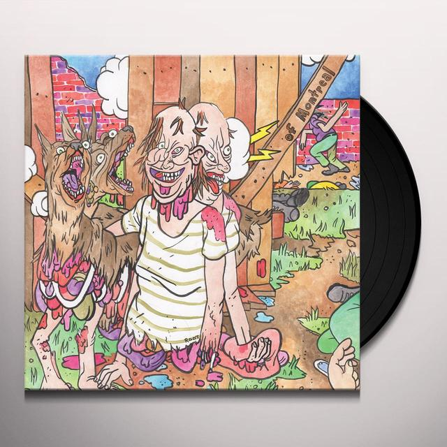 Of Montreal CHINESE ROCKS / EITHER WAY I LOSE Vinyl Record