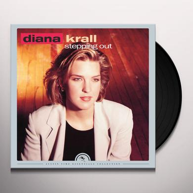 Diana Krall STEPPING OUT Vinyl Record - 180 Gram Pressing, Digital Download Included