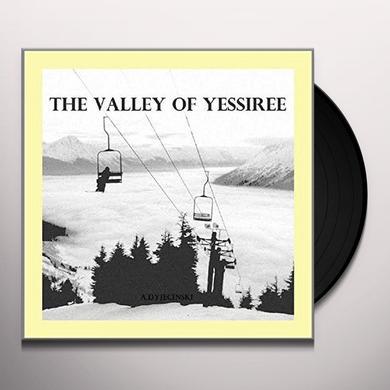 A. Dyjecinski VALLEY OF YESSIREE Vinyl Record - w/CD