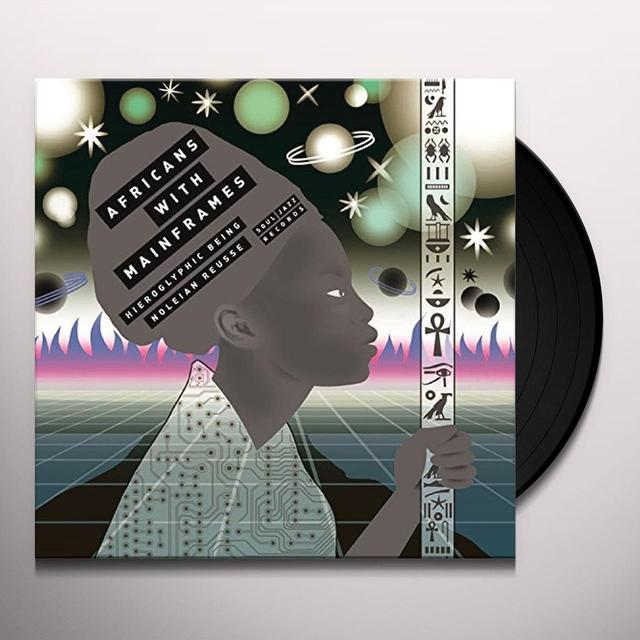 AFRICANS WITH MAINFRAMES (HIEROGLYPHIC BEING / NO) K.M.T. Vinyl Record
