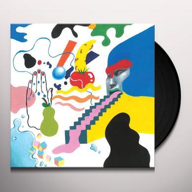 FOODMAN EZ MINZOKU Vinyl Record