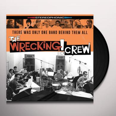 WRECKING CREW / O.S.T. (GATE) (OGV) WRECKING CREW / O.S.T. Vinyl Record