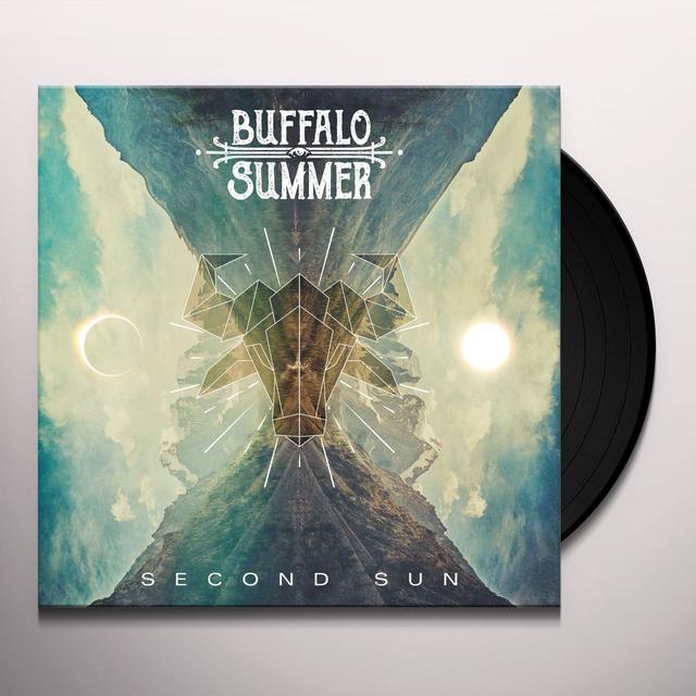 BUFFALO SUMMER SECOND SUN Vinyl Record