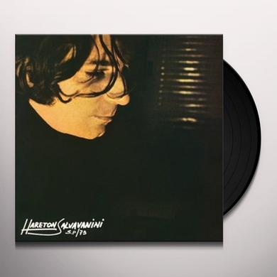 Hareton Salvanini S.P 73 Vinyl Record